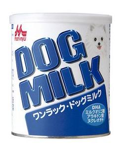 犬用のミルク