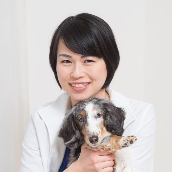 OurPetsどうぶつ診療所の院長
