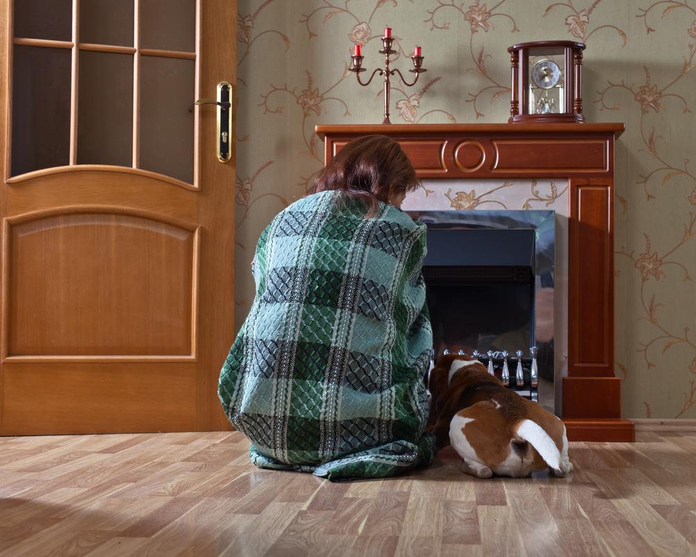 冬場は要注意!犬の火傷・低温火傷について