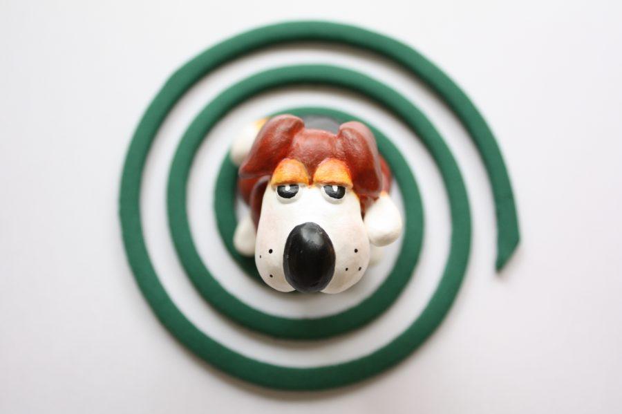 蚊取り線香って犬にも使えるの?害はない?