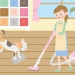 猫が掃除機をかけると逃げる!猫が掃除機を怖がる本当の理由は?