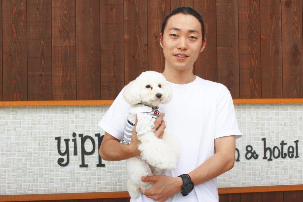 DOG GOODS・SALON・HOTEL yippee