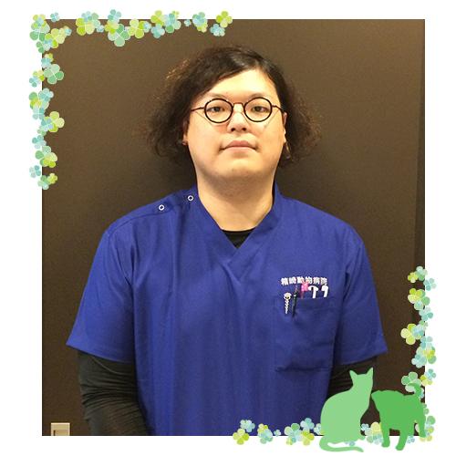獣医師 稲田 優太