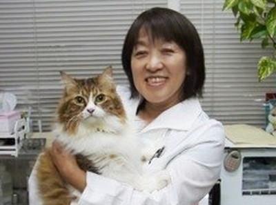岡本動物病院 院長写真