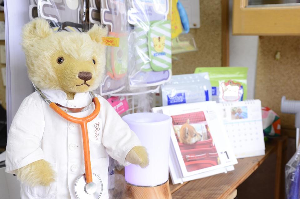 テディ動物病院 内観写真