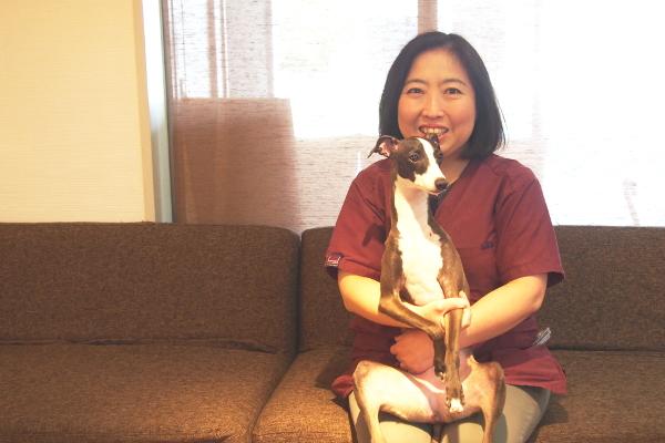 クウ動物病院 DOG&CAT CLINIC 鴫野分院の分院長