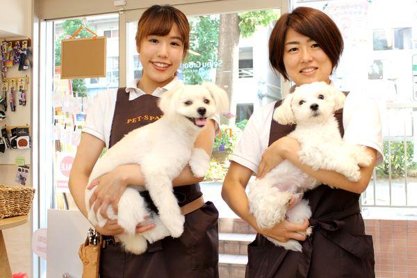 PET-SPA 関内店スタッフさん