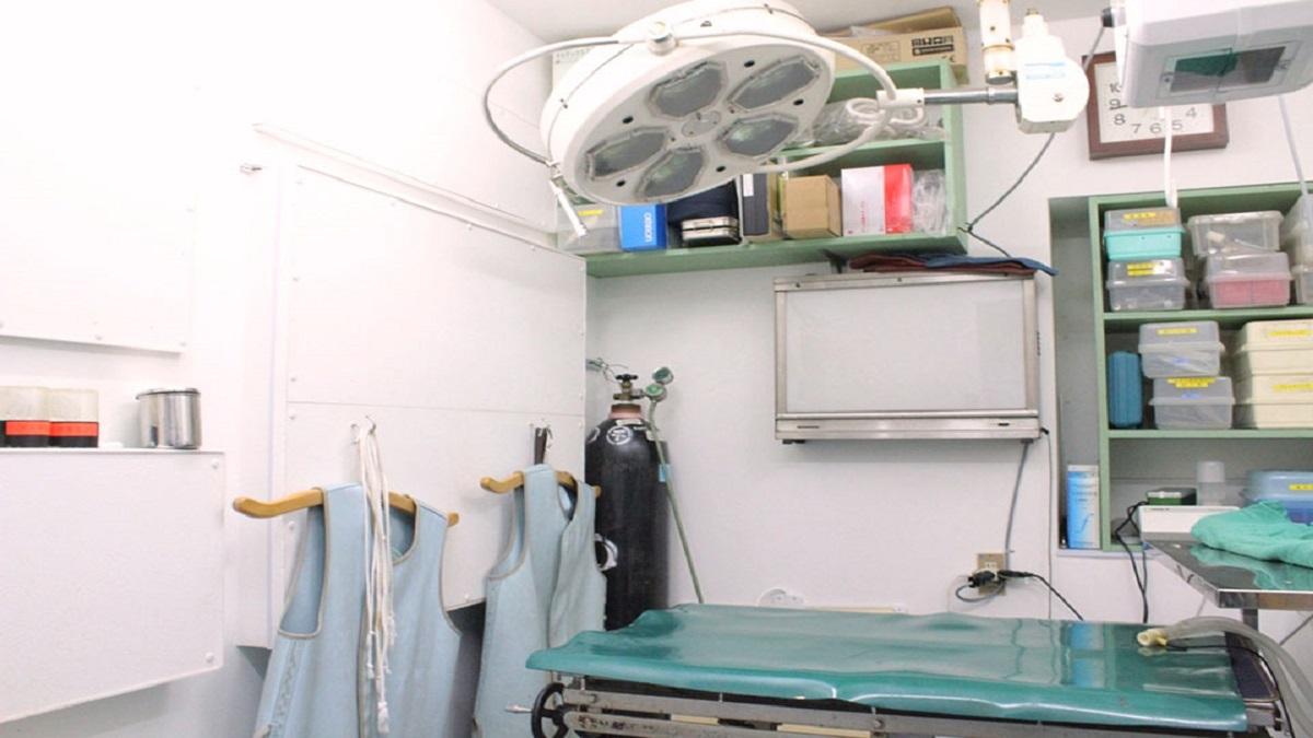 とことこ動物病院診察室写真