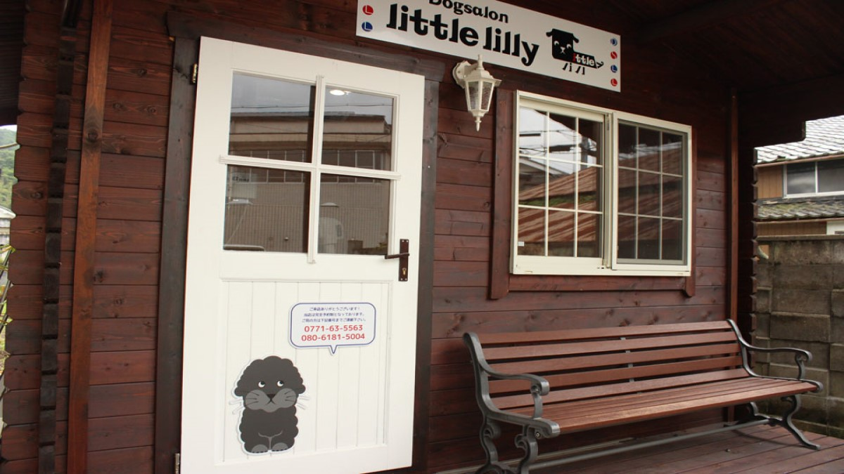 Dog salon little lilly