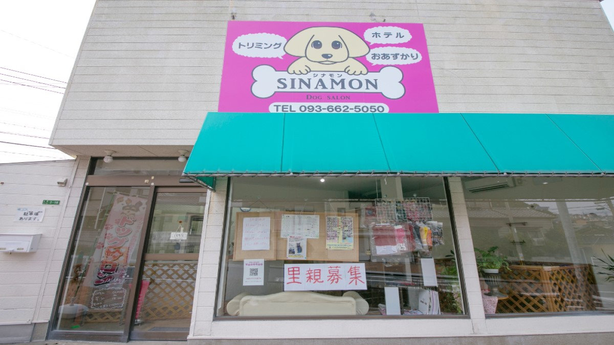 Dog Salon SINAMON