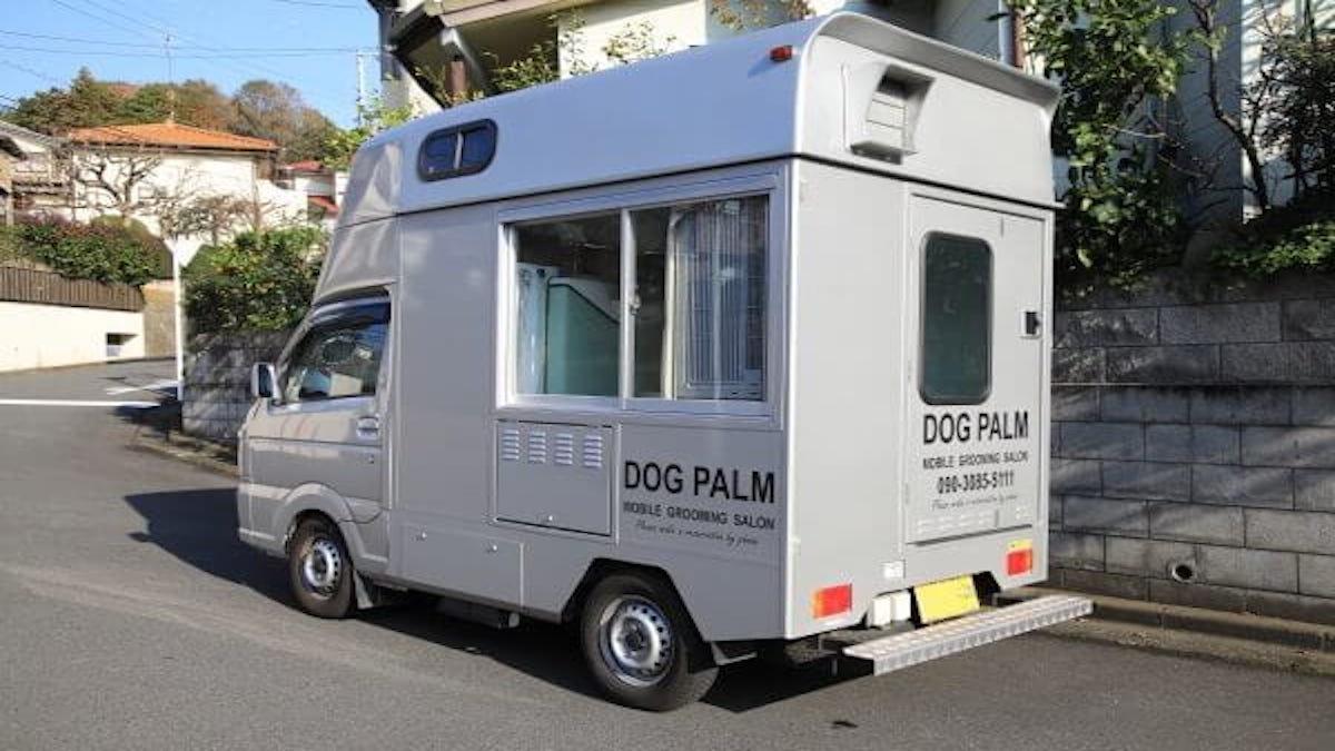 DOG PALM(出張専門)