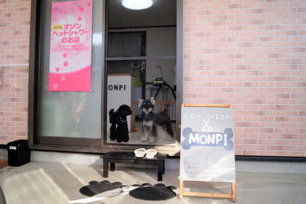DOG SALON MONPI