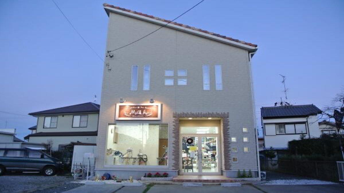 MILK 掛川店