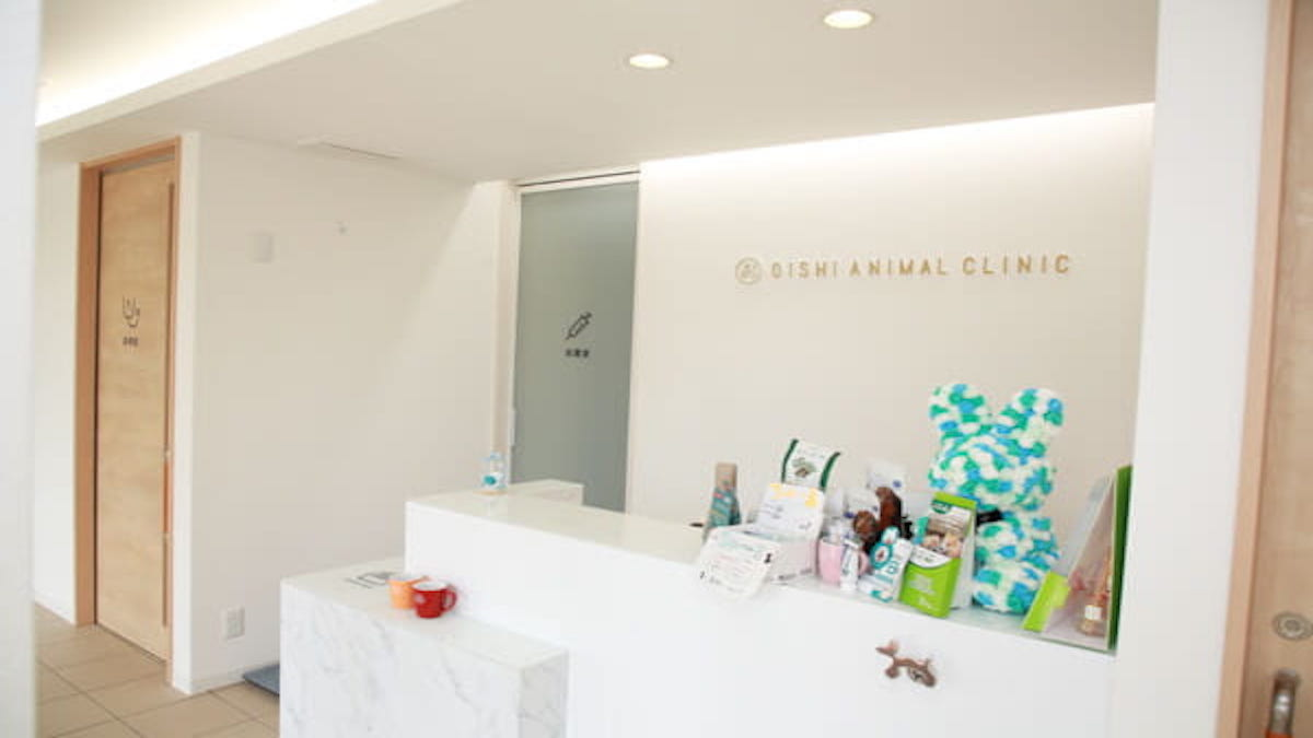 尾石動物病院
