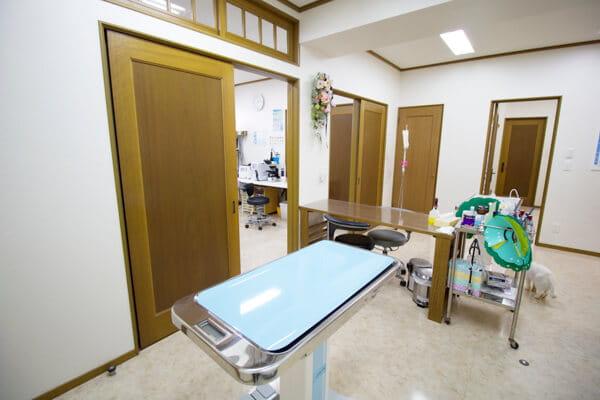 袋井動物病院