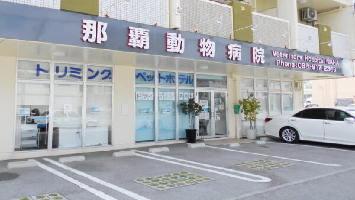 那覇動物病院(ホテル)