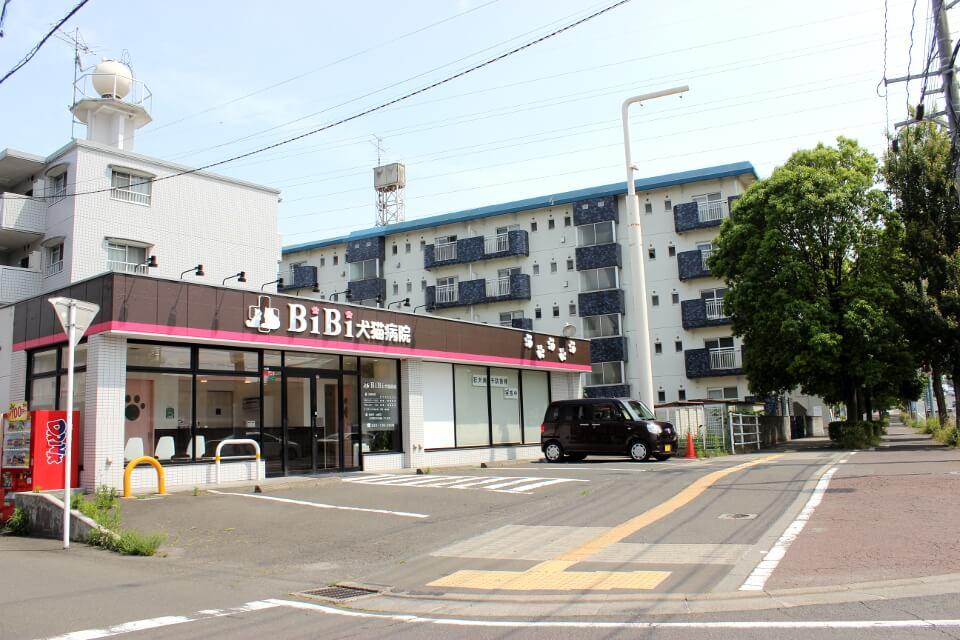 BiBi犬猫病院(ホテル)