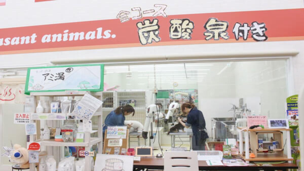 ペットアミ新潟西店