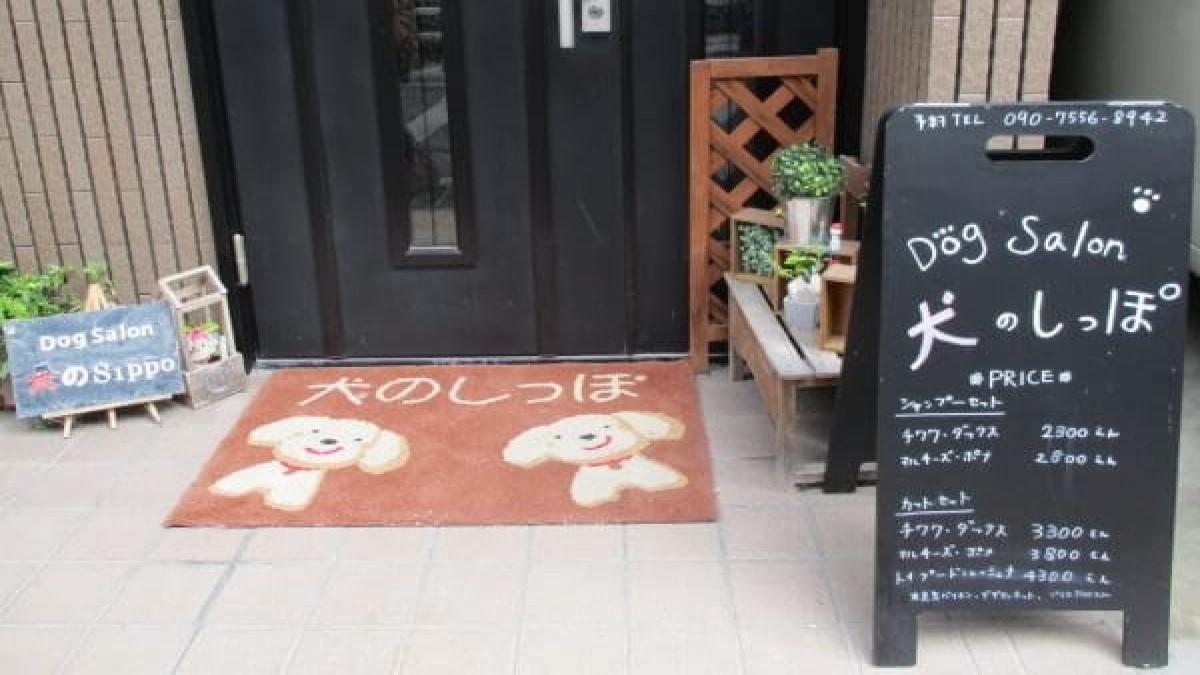 ドッグサロン 犬のしっぽ