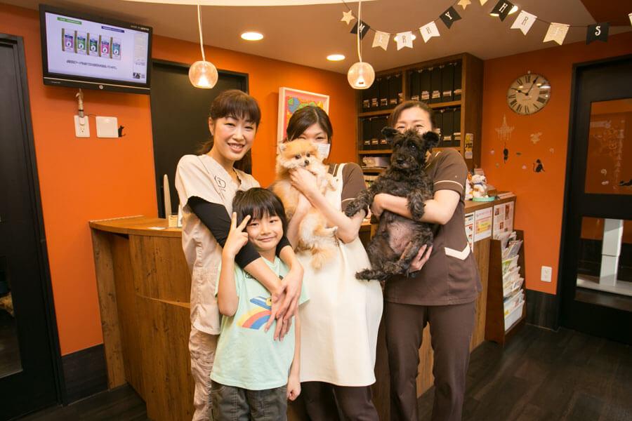 わかば犬猫病院 横浜西口駅前院長写真