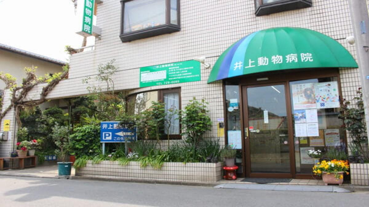 井上動物病院(ホテル)