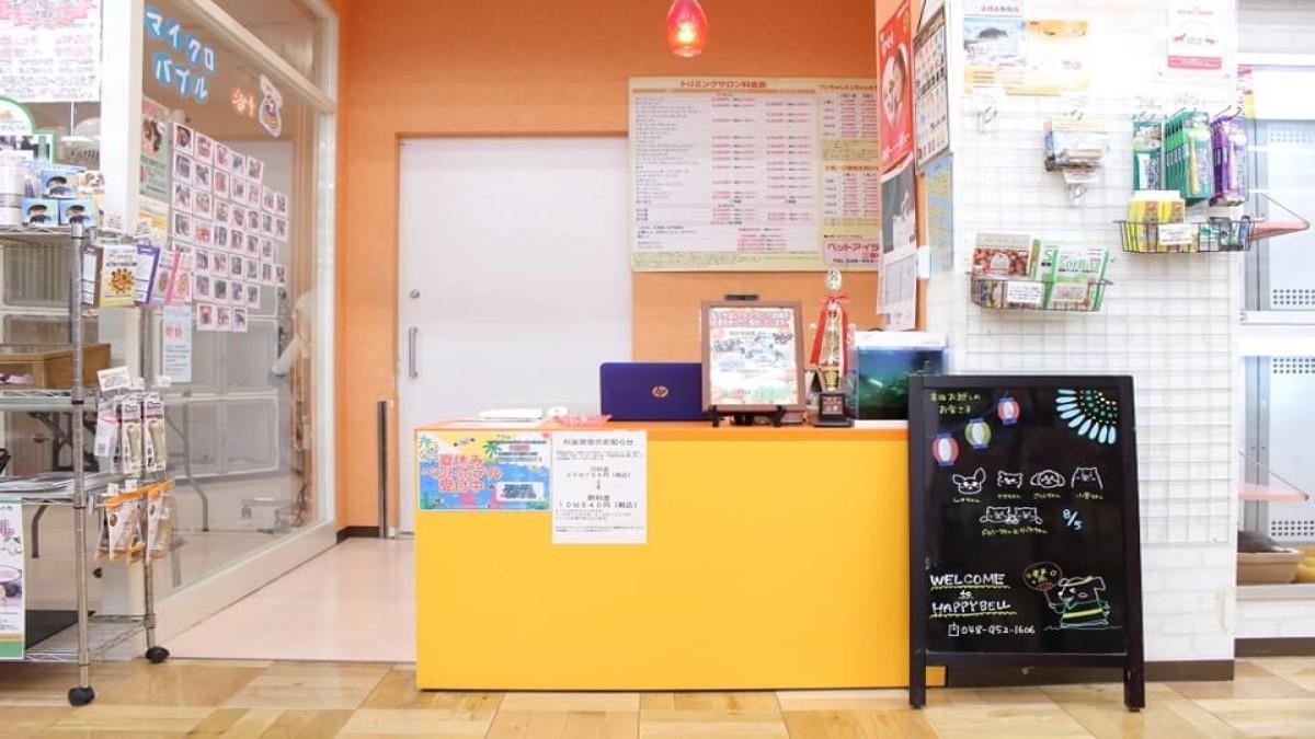 ペットアイランド三郷中央店(ホテル)
