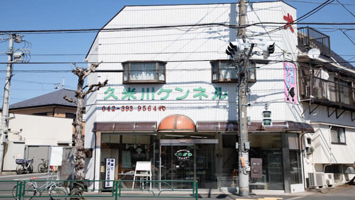 久米川ケンネル 本店(ホテル)