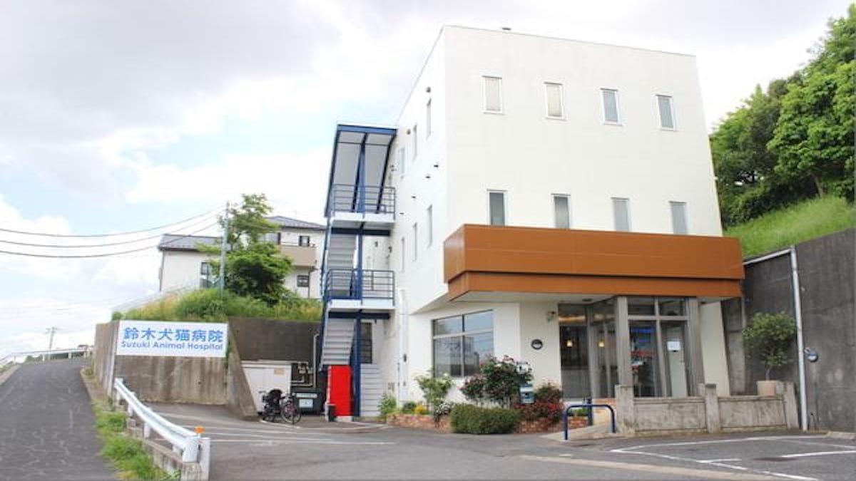 鈴木犬猫病院(ペットホテル)