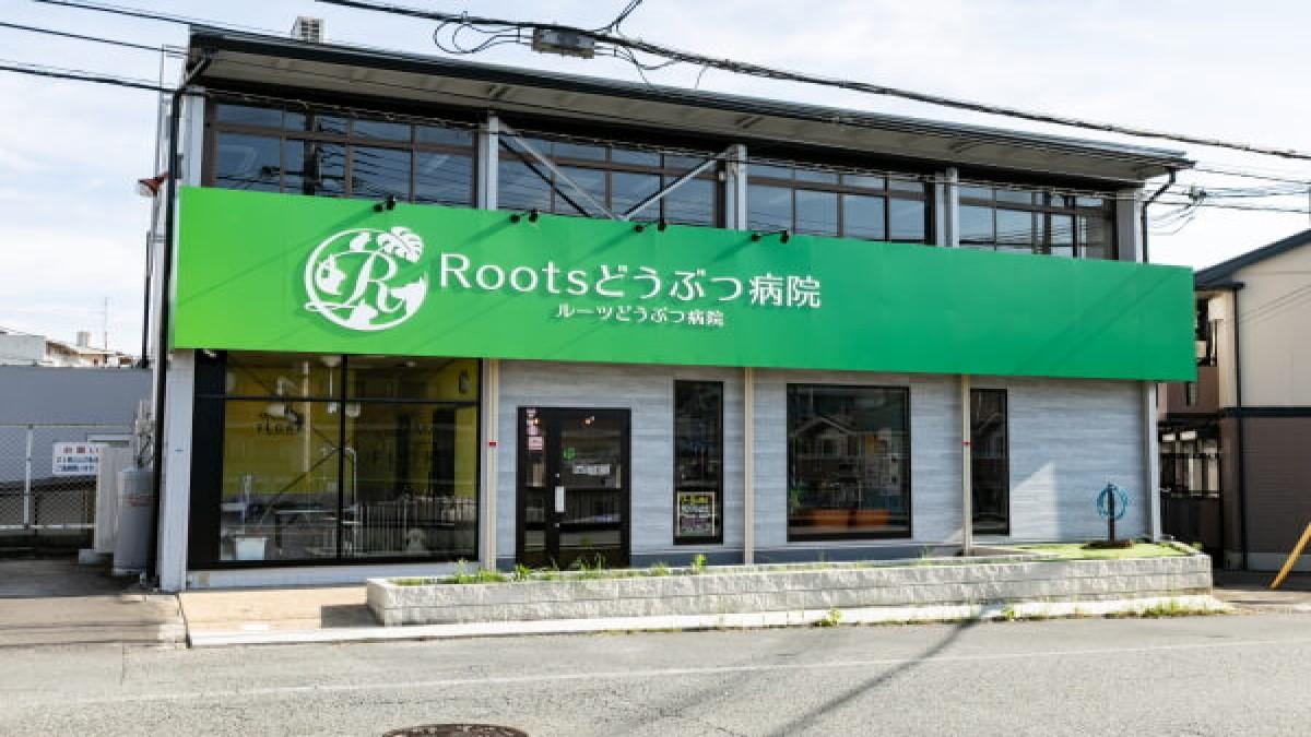 Rootsどうぶつ病院(ホテル)