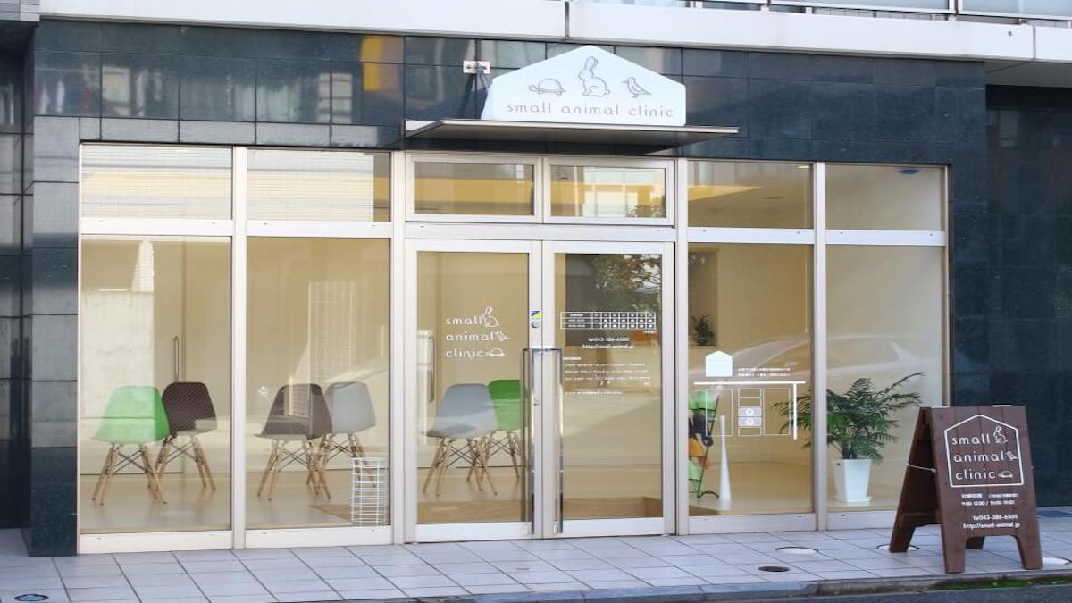 small animal clinic(ホテル)
