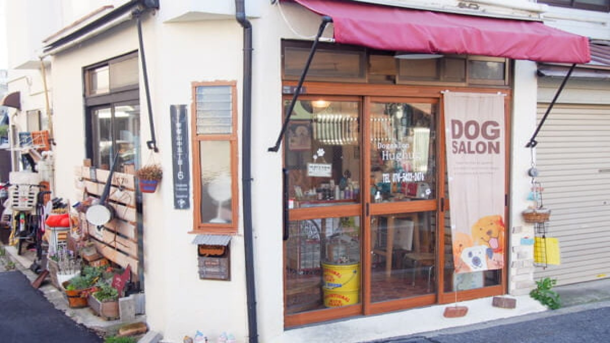 Dog salon Hughug 帝塚山店