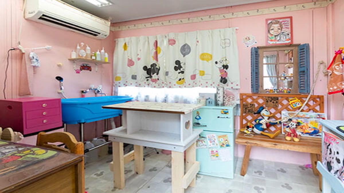 ワンちゃんの美容室ブルハウス