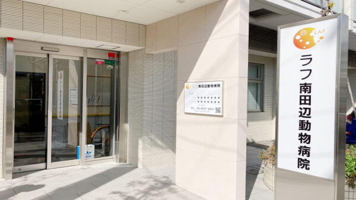 ラフ南田辺動物病院