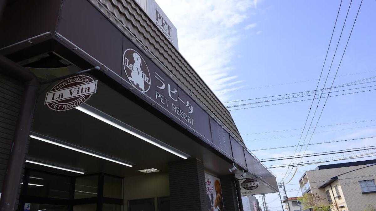 ペットショップ ラビータ 東古松店