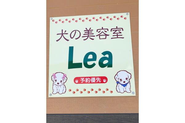犬の美容室 Lea